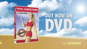 Caroline Pearce, Total Cardio Burn DVD