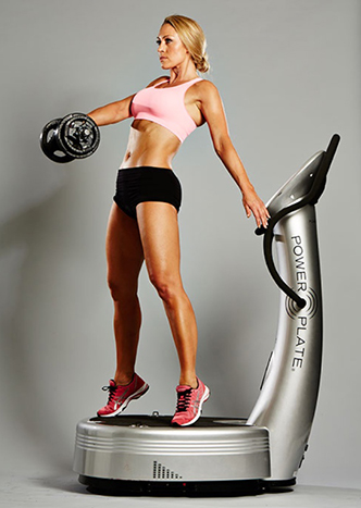 Power Plate Virtual Series, Caroline Pearce