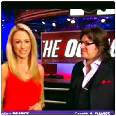 Caroline Pearce's UFC:BEYOND THE OCTAGON Promo Video