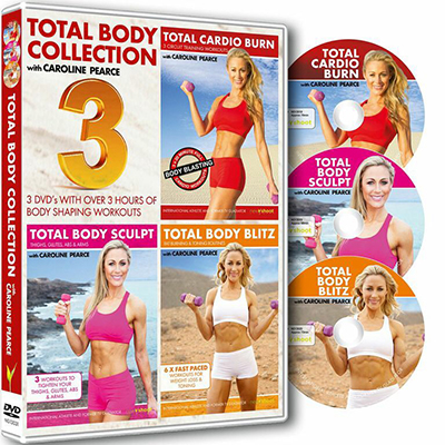 Caroline Pearce, Total Body Collection