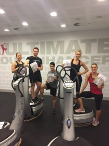 'Train Like A Gladiator' series 4 workouts Down Under