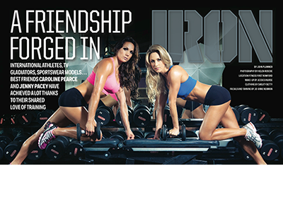 Muscle & Fitness Dec 2012
